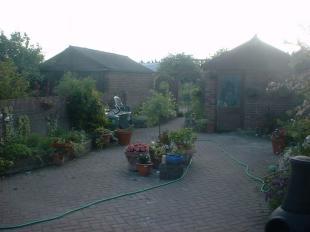 Mill lane garden