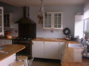 Mill lane kitchen