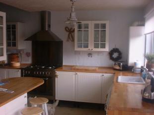 Mill lane kitchen