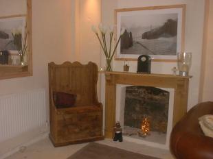 Mill lane living room