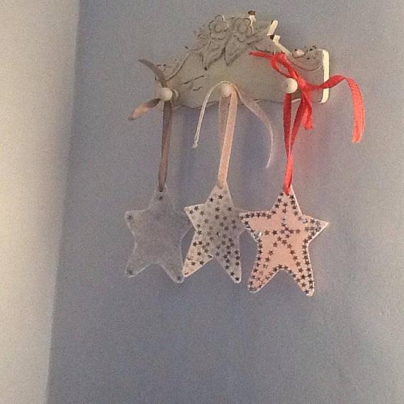 SMALL SPARKLY STARS